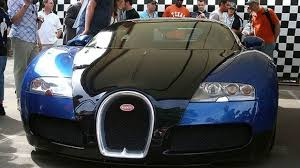 first bugatti veyron the first crashed bugatti veyron