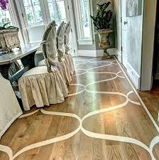 painting a floor classy and elegant looks with wood floor paint flooring ideas