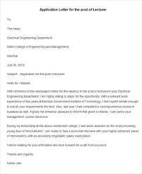 College Application Letter For Leave Letter To General Manager For Leave Sle Resignation Field