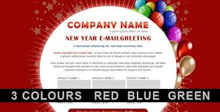 greetings for new year 10 new year email newsletter templates for wishes 2017 useful