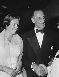 King Richard by King Richard Film Opening With Daughter Cynthia July 1954 Basil