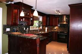 cherry shaker kitchen cabinets decorating clear
