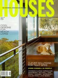 houses magazine houses magazine 2005 dunn hillam architects