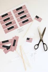 How To Fold Us Flag Free Printable Miniature U S Flags