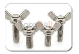 Decorative Thumb Screws Thumb Wing Screws Manufacturers Din 316 Thumb Wing Screws