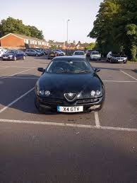2001 black alfa romeo gtv 2 0 16v t spark petrol manual mot until