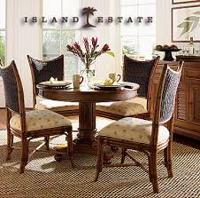 Tommy Bahama Dining Room Furniture Tommy Bahama Home Island Estate Cayman Round Table Dining Set By