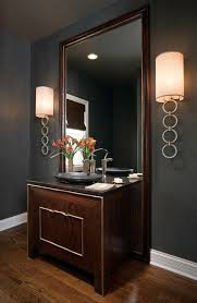 living room sconces wall sconces for living room powder room contemporary with black