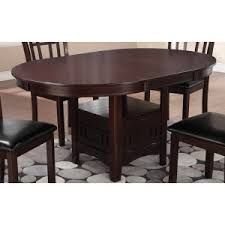 kitchen u0026 dining table with storage hayneedle