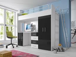 Schreibtisch Unter 100 Euro Hochbett Nicki Mit Kleiderschrank U Schreibtisch Möbel Für Dich