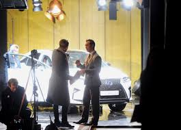 lexus headphones uk jude law joins lexus to live u0027the life rx u0027 the everyday man