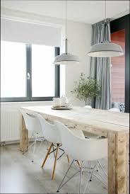 table cuisine en bois cuisine en bois blanc affordable cuisine ouverte bois blanc