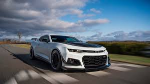 camaro zt1 2018 chevrolet camaro zl1 1le track package revealed