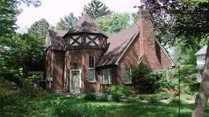 tudor house plan with photos amazing plans livingston associated