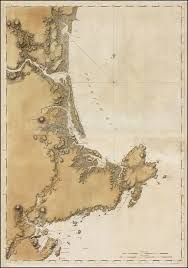 Map Of Salem Massachusetts by Marblehead And Salem To Hampton Harbor And Great Boar U0027s Head
