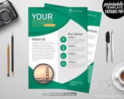 ngo brochure templates 7 best brochure template images on brochure template