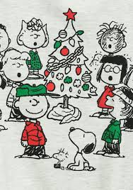 peanuts christmas womens peanuts christmas terry pullover