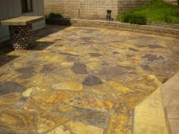 Patio Sealant The Proper Way To Clean U0026 Seal Exterior Slate Or Flagstone San