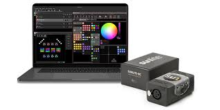 dmx light control software for ipad dmx software lighting control windows mac ios android