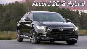 Honda Accord Interior India 2018 Honda Accord Hybrid All New Honda Accord 2018 Hybrid