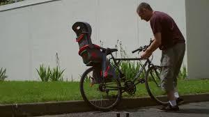 siege pour velo papapanique test le siège vélo römer jockey confort
