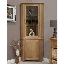 oak livingroom furniture best 25 corner display unit ideas on display and wall