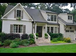 Exterior Paint Color Schemes For Brick Homes - 68 best the painted house images on pinterest house exteriors