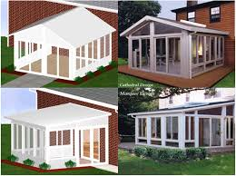 Sunroom Extension Designs Sun Room Extension Ideas House Plans With Sunroom Shed Roof