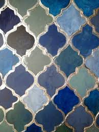 try to immagine how amazing could be backlight this moroccan tiles