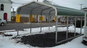 metal car porch metal carports steel carport steel buildings virginia va youtube