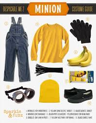 Minion Halloween Costume Ideas 25 Kids Minion Costume Ideas Minion