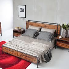 picket u0026rail solid wood bedroom furniture at city square mall