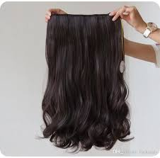 one clip in hair extensions one clip in human hair extensions wave curly