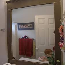 Frames For Bathroom Wall Mirrors Bed Bath Cool Bathroom Mirror Frames For Interiors