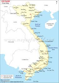 World Map Vietnam by Buy Vietnam Road Map