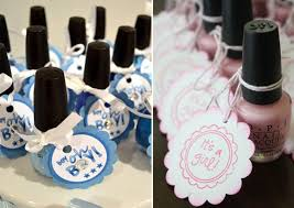 nail baby shower favors 10 diy baby shower favors and decor