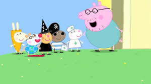 peppa u0027s halloween costume party peppa pig video s1 ep111