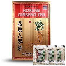 Daftar Ginseng Korea korea one ginseng tea 100 sachet daftar update harga terbaru