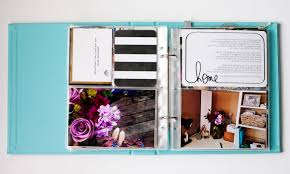 best friend photo album becky higgins 6x8 album inspiration by jen lake