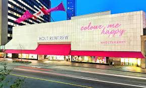 analysis holt renfrew to its smaller stores amid increased