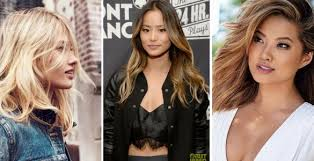 hair highlight for asian beauty trends choosing the best hair color for asians