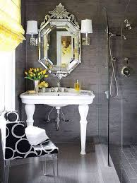 Grey And Yellow Bathroom Ideas 9 Best Bathroom Yellow And Grey Theme Images On Pinterest