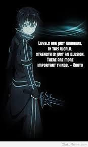 Life Lesson Memes - otaku meme 盪 anime and cosplay memes 盪 life lessons from kirito