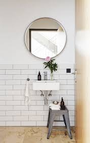 Mirror On Mirror Bathroom Magnificent Bathroom Mirror Home And Interior Home