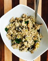 instant pot brown rice and sausage 21 day fix