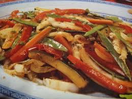 recette de cuisine au wok wok de légumes à la chinoise astuces et recettes de cuisine
