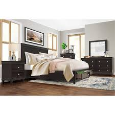 Bassett Outlet Puerto Rico by Archer 6 Piece King Bedroom Set