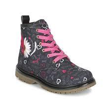 cheap womens boots desigual ankle boots boots mini martina black 1668702 cheap