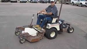grasshopper 0 turn mower