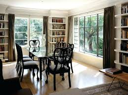 bookshelves in dining room bookcases bookcase in dining room bookcase in dining room built in